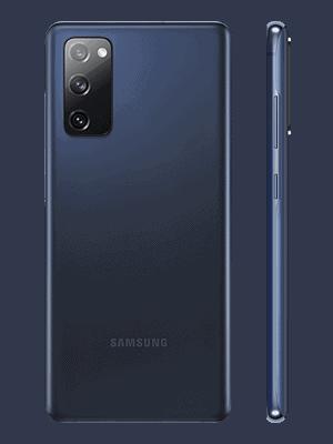 Blau.de - Samsung Galaxy S20 FE - blau (cloud navi)