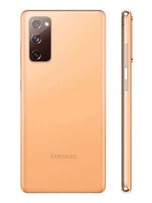 Blau.de - Samsung Galaxy S20 FE - orange (cloud orange)