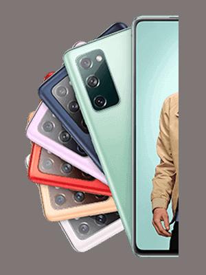Blau.de - Samsung Galaxy S20 FE - Farbauswahl