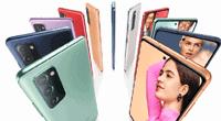 Farben vom Samsung Galaxy S20 FE