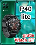 Blau.de - Huawei P40 lite mit gratis Watch GT