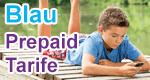 Blau Prepaid Tarife / Prepaid Karte
