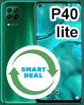 Huawei P40 lite neuwertig bei Blau.de