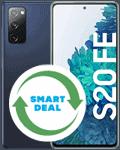 Samsung Galaxy S20 FE neuwertig bei Blau.de