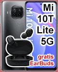 Blau.de - Xiaomi Mi 10T Lite mit gratis Earbuds