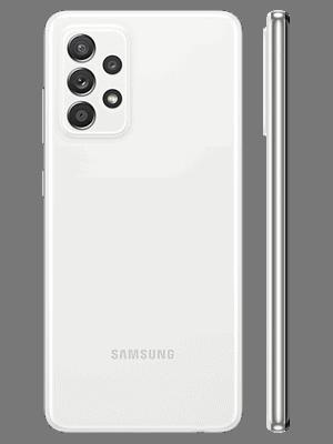 Blau.de - Samsung Galaxy A52 - awesome white (weiß)