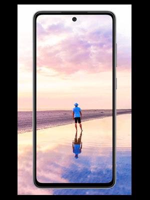Blau.de - Samsung Galaxy A52 - Display