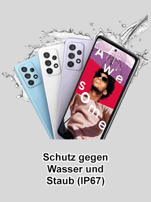 Blau.de - Samsung Galaxy A52 - Farbauswahl