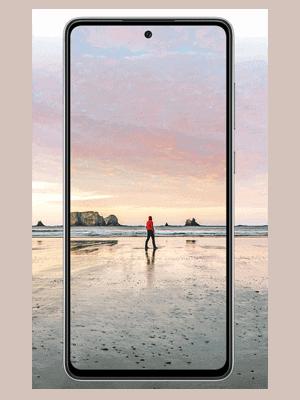 Blau.de - Samsung Galaxy A72 - Display