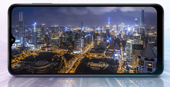 Display vom Samsung Galaxy A12