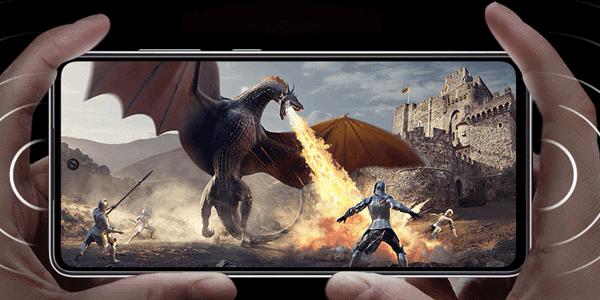 Display vom Samsung Galaxy A52
