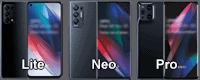 Oppo Find X3 Serie