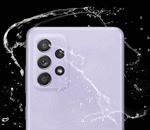 Schutz gegen Wasser und Staub beim Samsung Galaxy A52