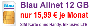 Blau Allnet Plus Aktion
