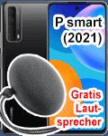 Blau.de - Huawei P smart 2021 mit gratis Lautsprecher