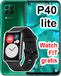Blau.de - Huawei P40 lite mit gratis Watch Fit