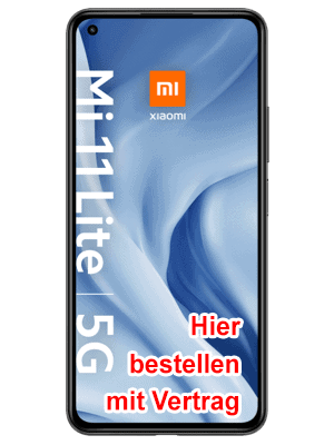 Blau.de - Xiaomi Mi 11 Lite 5G - hier bestellen
