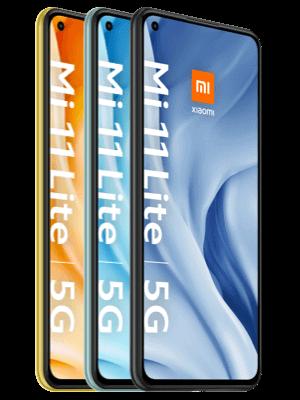 Blau.de - Xiaomi Mi 11 Lite 5G - Farbauswahl