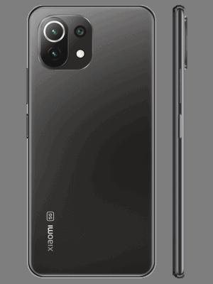 Blau.de - Xiaomi Mi 11 Lite 5G - schwarz (Truffle Black)