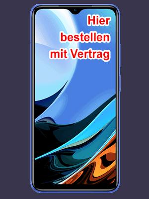 Blau.de - Xiaomi Redmi 9T - hier bestellen