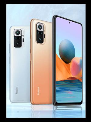 Blau.de - Xiaomi Redmi Note 10 Pro - Farben