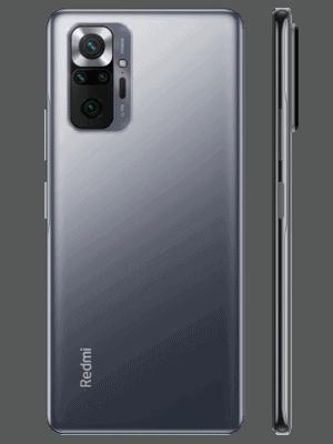 Blau.de - Xiaomi Redmi Note 10 Pro - brau / onyx gray