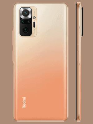 Blau.de - Xiaomi Redmi Note 10 Pro - kupfer / gradient bronze