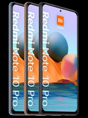 Blau.de - Xiaomi Redmi Note 10 Pro - Farbauswahl