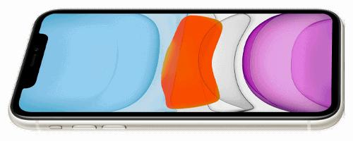 Display vom Apple iPhone 11