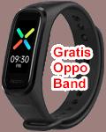 Gratis Oppo Band