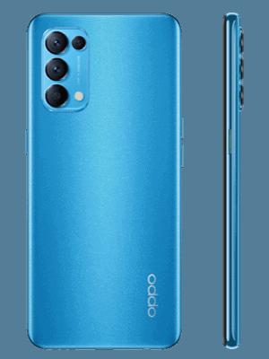 Blau.de - Oppo Find X3 Lite 5G - blau (astral blue)