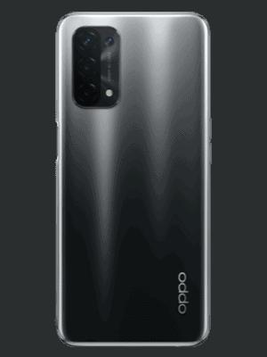 Blau.de - Oppo A54 5G - schwarz (fluid black) - hinten