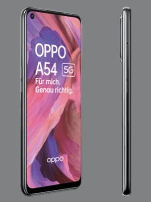 Blau.de - Oppo A54 5G - schwarz (fluid black)