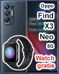 Oppo Find X3 Neo 5G bei o2 - inkl. Watch