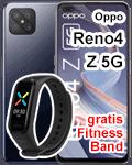 Blau.de - Oppo Reno4 Z 5G mit Fitnesstracker