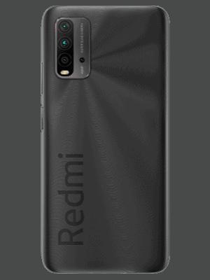 Blau.de - Xiaomi Redmi 9T - grau / schwarz (carbon gray)
