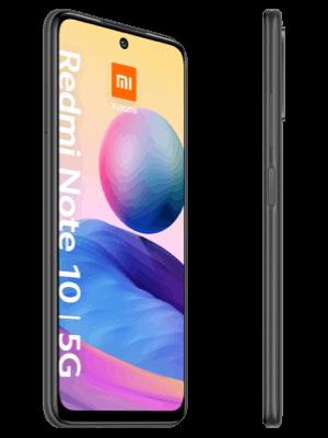 Blau.de - Xiaomi Redmi Note 10 5G - schwarz / grau