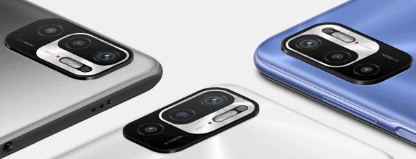 Kamera vom Xiaomi Redmi Note 10 5G