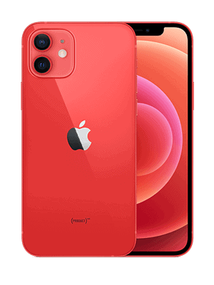 Blau.de - Apple iPhone 12 - rot (product red)