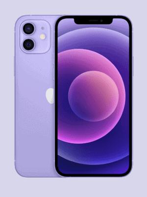 Blau.de - Apple iPhone 12 - violett / lila