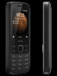 Blau.de - Nokia 225 4G - schwarz / seitlich