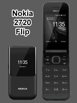 Blau.de - Nokia 2720 Flip