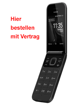 Blau.de - Nokia 2720 Flip - hier bestellen