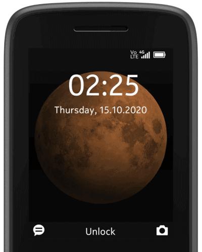 Display vom Nokia 225 4G