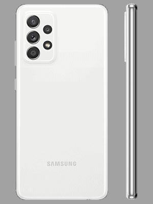 Blau.de - Samsung Galaxy A52s 5G - awesome white (weiß)