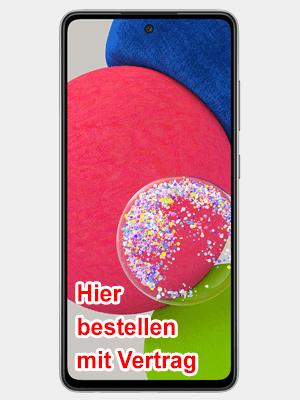 Blau.de - Samsung Galaxy A52s 5G - hier bestellen / kaufen
