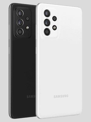 Blau.de - Samsung Galaxy A52s 5G - schwarz und weiß