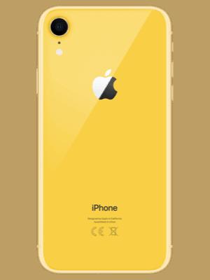 Blau.de - Apple iPhone XR (gelb)