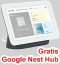 Gratis Google Nest Hub