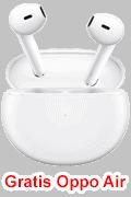 Oppo Enco Air Kopfhörer gratis